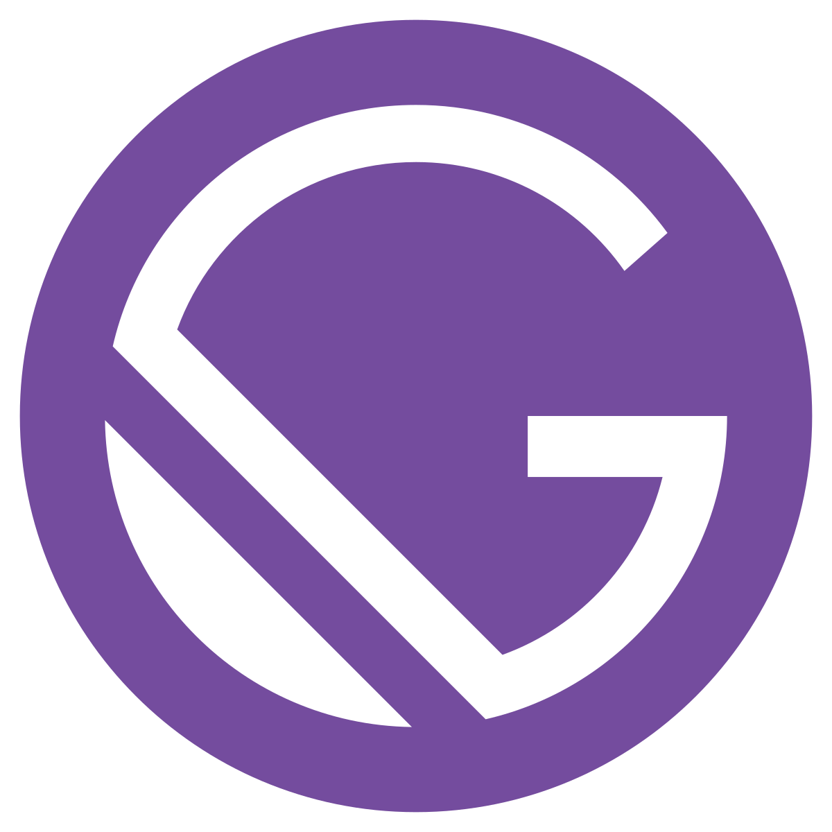 gatsby icon